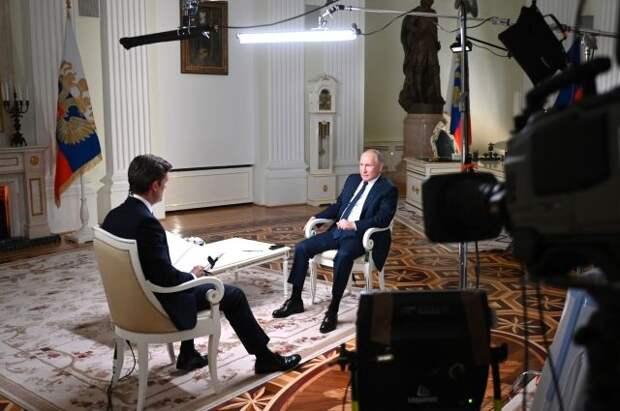 В Кремле назвали темы переговоров Путина и Байдена в Женеве