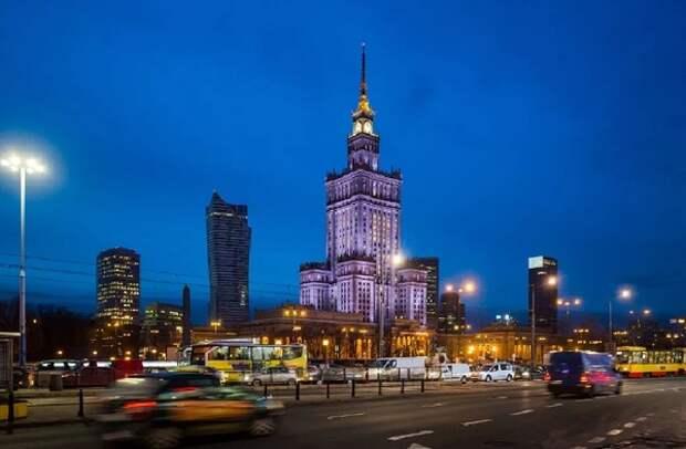 Варшава ответила на слова Путина о пакте Молотова-Риббентропа