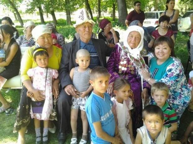 «Мать 160 детей»: как киргизская девушка стала матерью для детей-блокадников