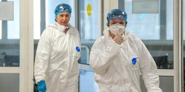 В Москве не будут разделять стационары для коронавируса и пневмонии Фото: mos.ru