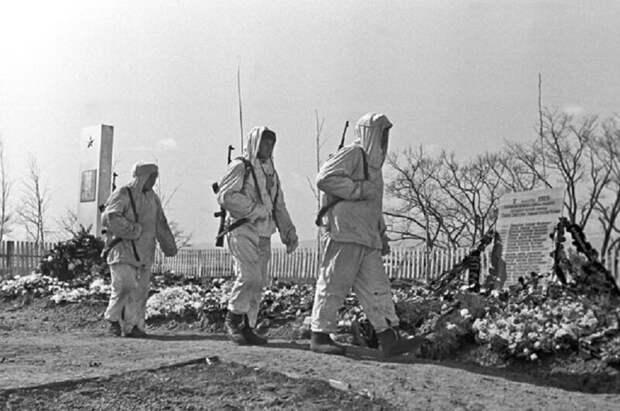 Последняя фотография рядового Петрова. СССР, Советско-китайский пограничный конфликт 1969 года, день в истории, китай