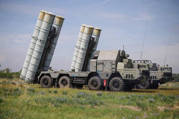 Поляки устроили провокацию против российских С-400 и белорусских С-300