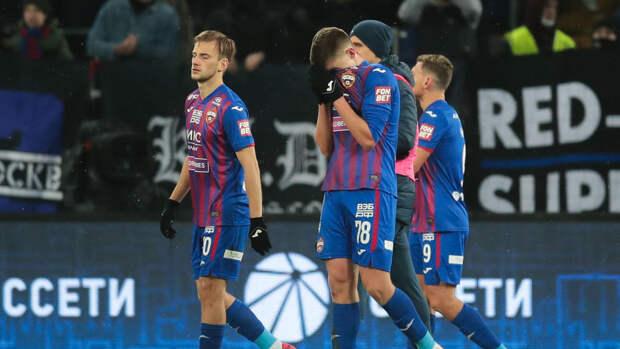 ЦСКА впервые в эпоху Гинера три раза подряд не получит медали РПЛ