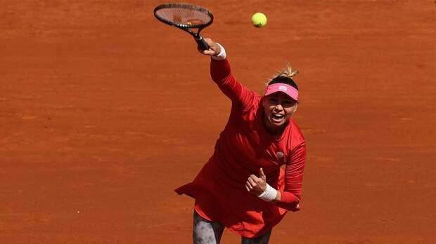 Звонарева вернулась в первую сотню рейтинга WTA, лидирует — Барти