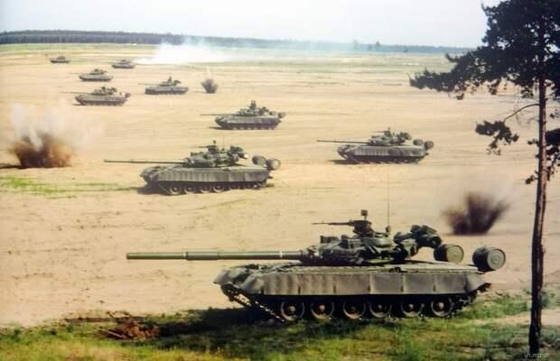 Слова Зеленского о том, что Россия не решится на полномасштабную войну, не выдерживают критики....
