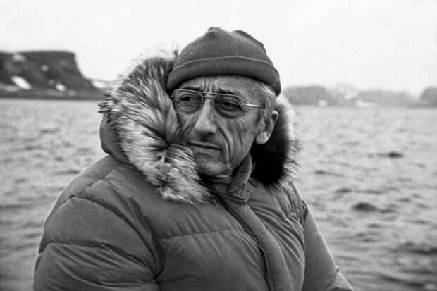 Экспедиция Жака - Ива Кусто в Антарктиду. Что там произошло?