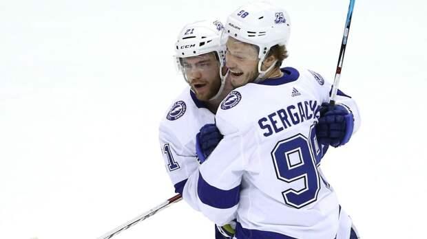 Сергачев выходит из тени великого Хедмана. Молодой русский защитник проводит свой лучший сезон в НХЛ