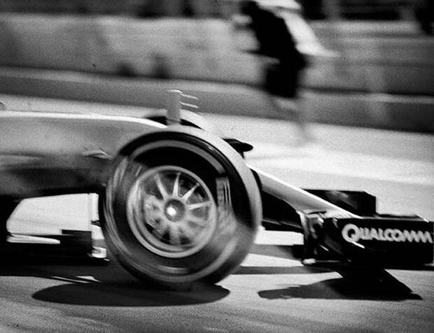 Снимки «Формулы-1», сделанные на камеру 1913 года выпуска