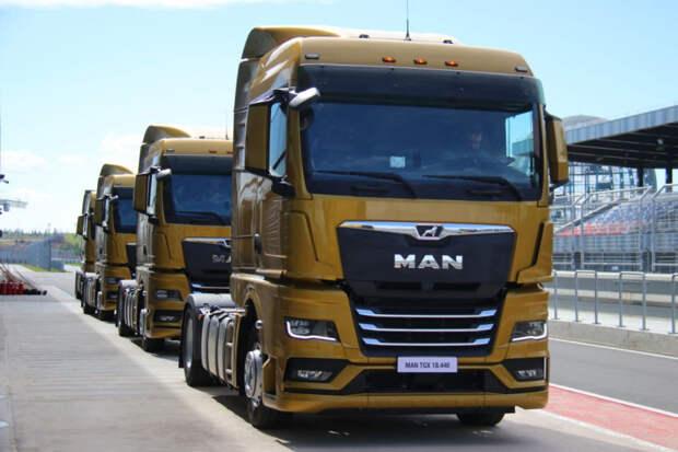 От Москвы до Владивостока: как немецкие грузовики подгоняют под российские дороги