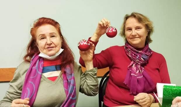 Волшебное путешествие ЦСО «Сокол» в новогоднюю сказку