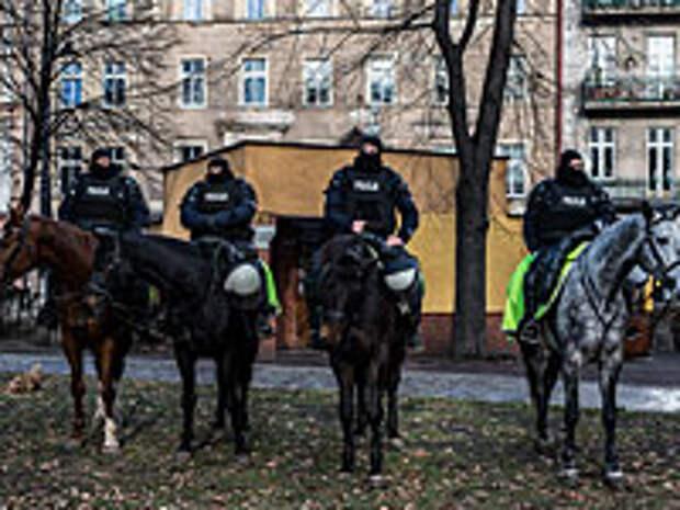 Нападение на израильскую делегацию в Польше: пострадавших нет