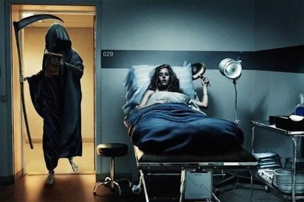 Смерть — это всего лишь переход в мультивселенную?