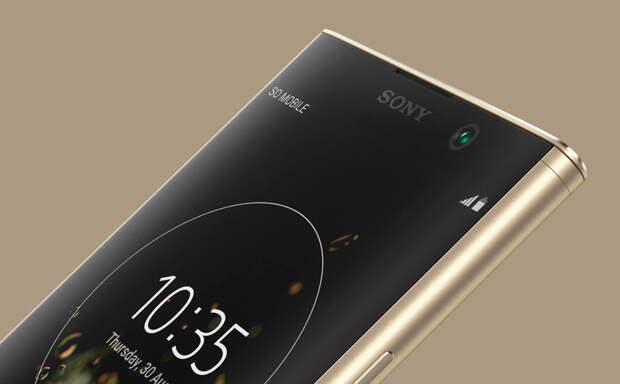 Компания Sony готовит смартфон с восемью камерами