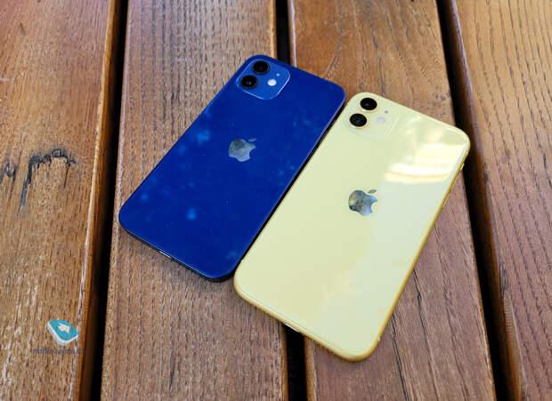 iPhone 11 против iPhone 12, почему старый iPhone лучше