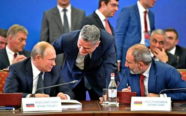 Союзное государство России и Армении может стать долгожданным «переломным моментом»