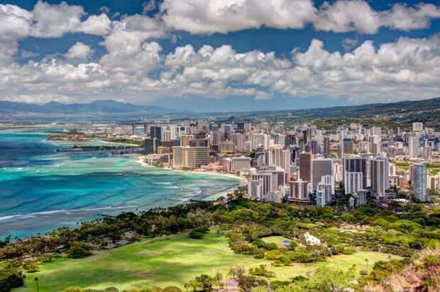 административный центр Гавайи