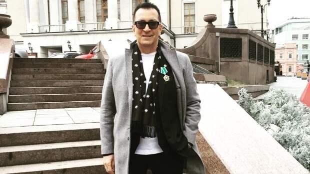 Александр Буйнов второй год не отмечает день рождения жены из-за пандемии