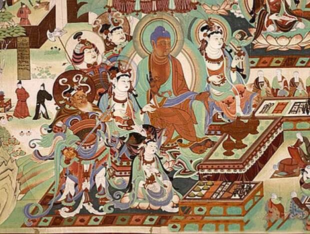 Монгольский меч над империей Ся