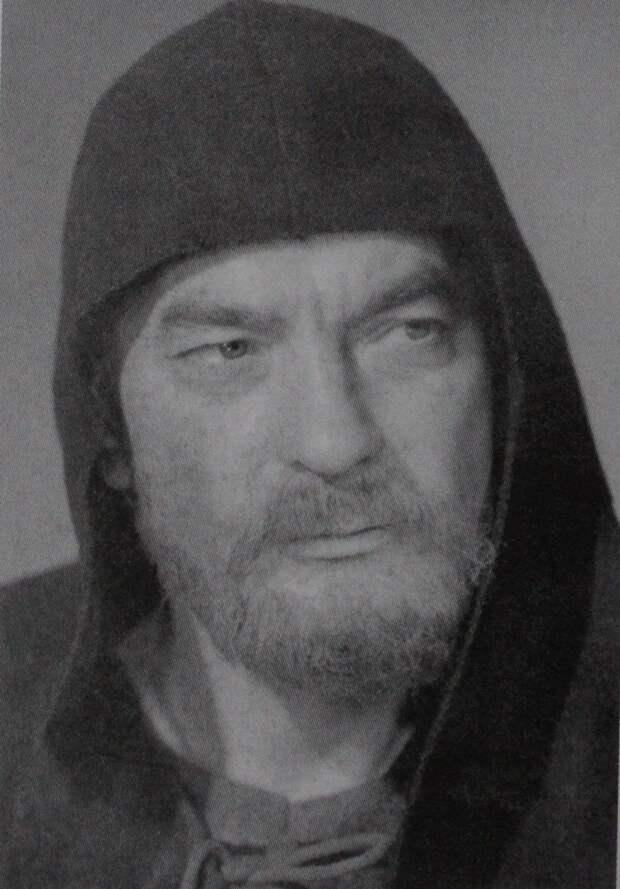 Кинопробы советского актера Петра Глебова.
