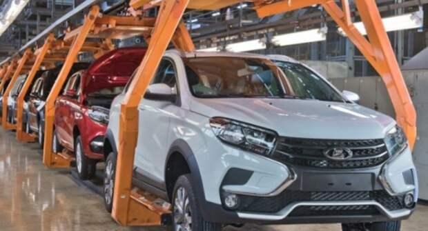 АвтоВАЗ приступил к выпуску авто Lada и Renault