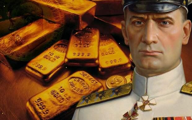 Ненайденный клад Колчака, где золото Империи!!!