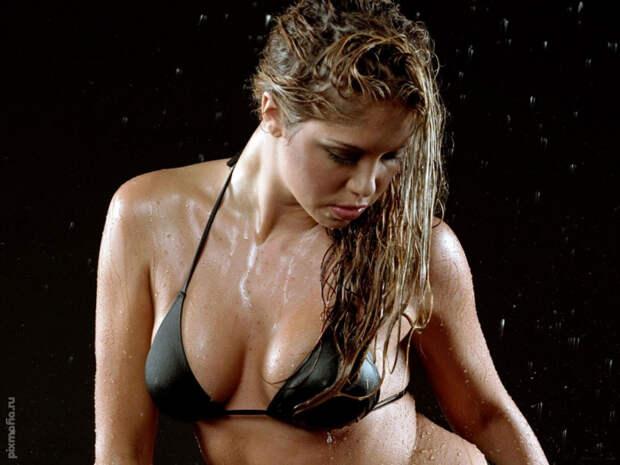 Горячие мокрые девчонки