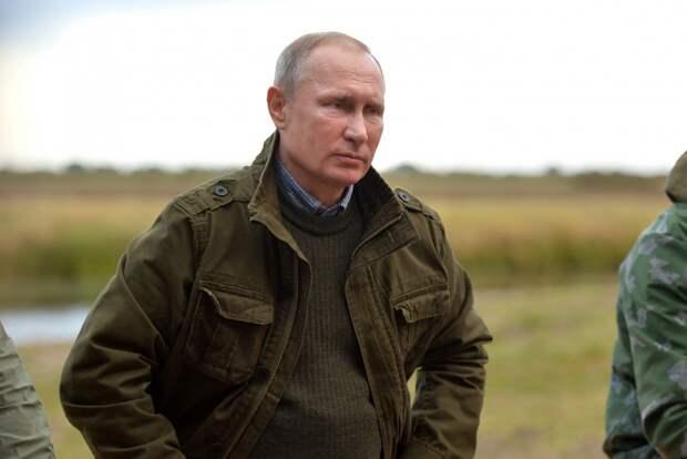 Путин рассказал о национальных интересах русского народа