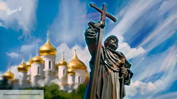 Корнилов развенчал миф Киева о Дне Крещения Руси