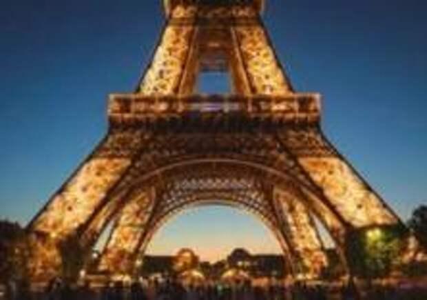Часть лестницы Эйфелевой башни выставлена на продажу