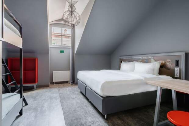 Новый Holiday Inn в здании Никольских рядов - для больших компаний путешественников