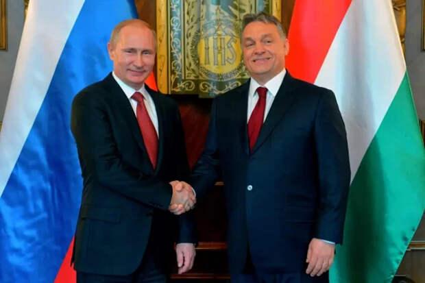 Чехия завистливо смотрит на соседку Венгрию. Та с Россией не ссорилась и получила всё