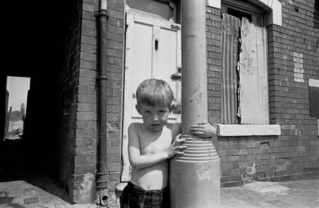 Сравнение Англии и Советского Союза конца 60-х в фотографиях