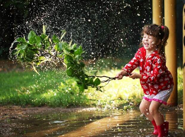 Тепло и бесконечные дожди - погода ближайших дней.