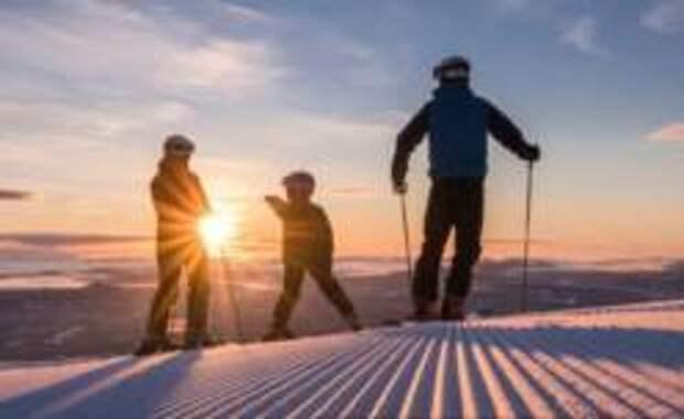 Горнолыжный отдых в Норвегии – отличная погода и безупречные склоны