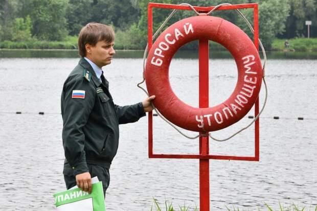 Роспотребнадзор разрешил купаться в реках Банька и Синичка
