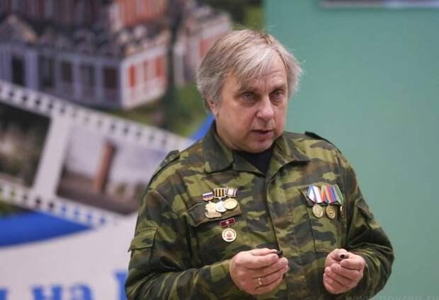 Руководитель поискового отряда «Находка» Александр Морзунов награжден медалью ордена «За заслуги перед Отечеством» II степени