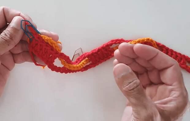 Элементарное вязание с 3D эффектом: шикарные эксклюзивные вещи из остатков пряжи