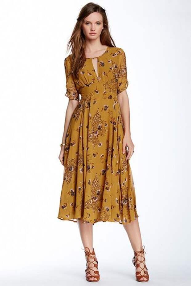 Bonnie Floral Print Dress