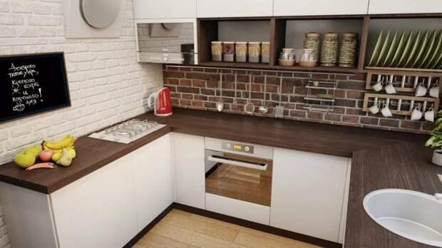 Почему не рекомендуется делать кухню до самого потолка и неудобства в эксплуатации
