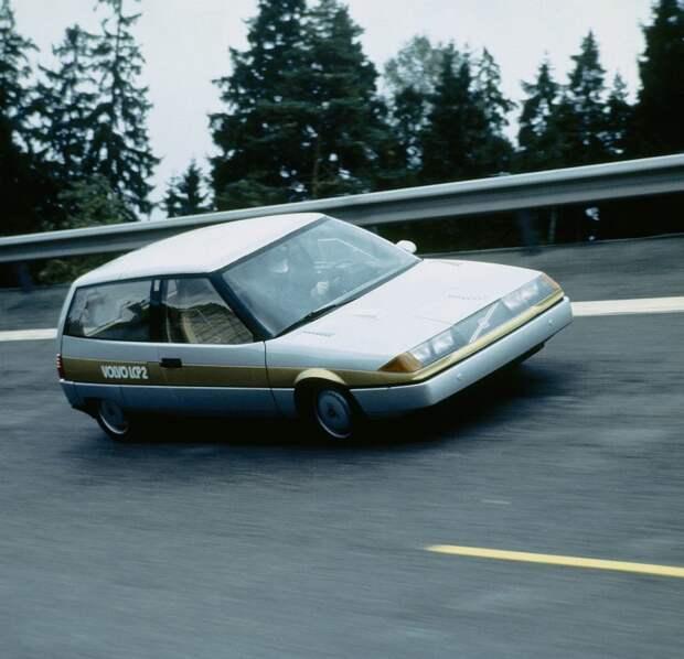 Проект LCP-200 — прототип будущего 40 лет спустя LCP-200, volvo, авто, автомобили, концепт-кар, прототип, разработки, экология