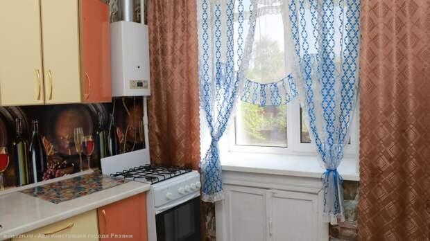 Елена Сорокина показала квартиры, купленные в Рязани для детей-сирот