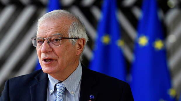 Боррель прокомментировал палестино-израильский конфликт