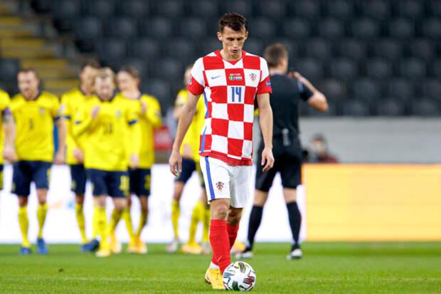 Сборная Хорватии несет потери перед матчем с Россией: вслед за ключевым хавбеком из строя выбыл лидер атаки