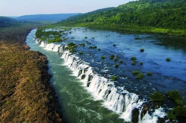 Чудо природы: уникальный водопаж Мокона