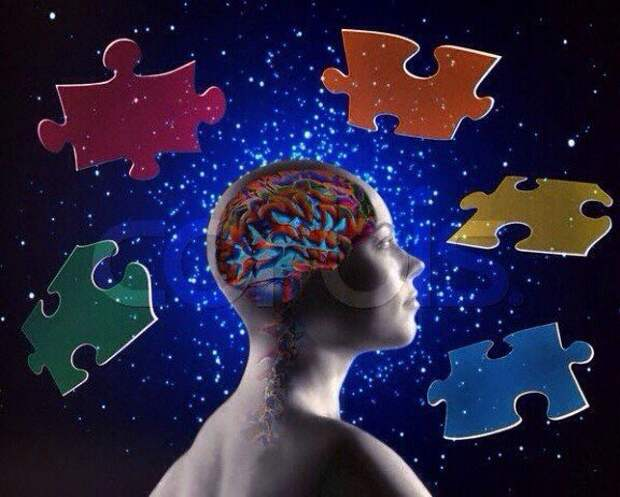 Как работает психика