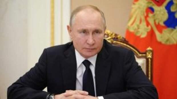 От Кремля стали ждать резких шагов после слов Путина о Новороссии