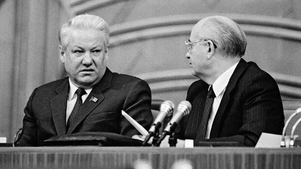 Экс-президент «Спартака»: «Ельцин — просто конченый, пропил страну. А Горбачев — это вообще мразь»