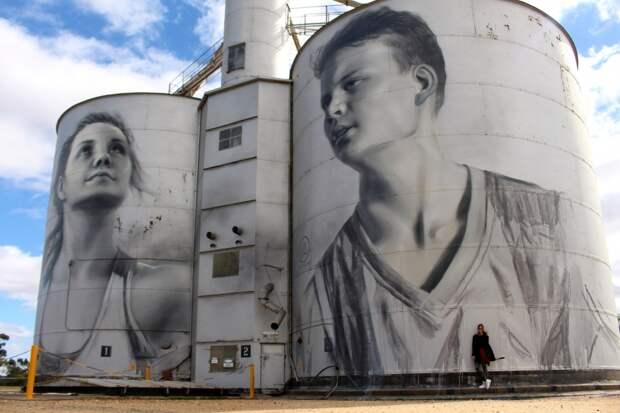 «Улицы — наши кисти»: как Брежнев вытащил граффити из подземки Нью-Йорка в Третьяковку