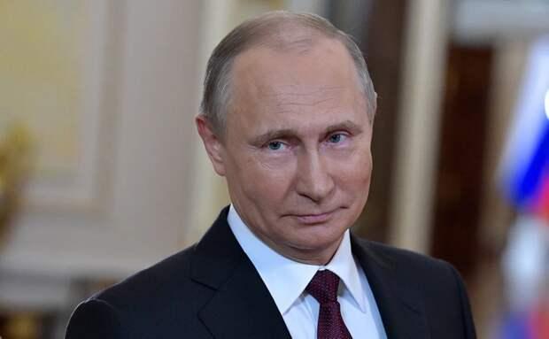 Путин рассказал, что думает о нетрадиционной сексуальной ориентации