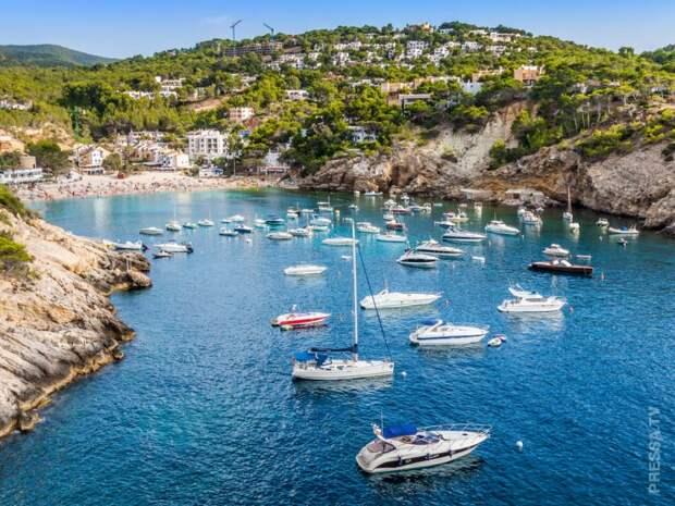 20 самых популярных европейских морских курортов в порядке убывания цен